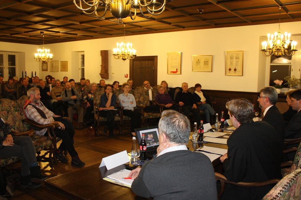 Bürgersaal im Alten Schloss - Wehr