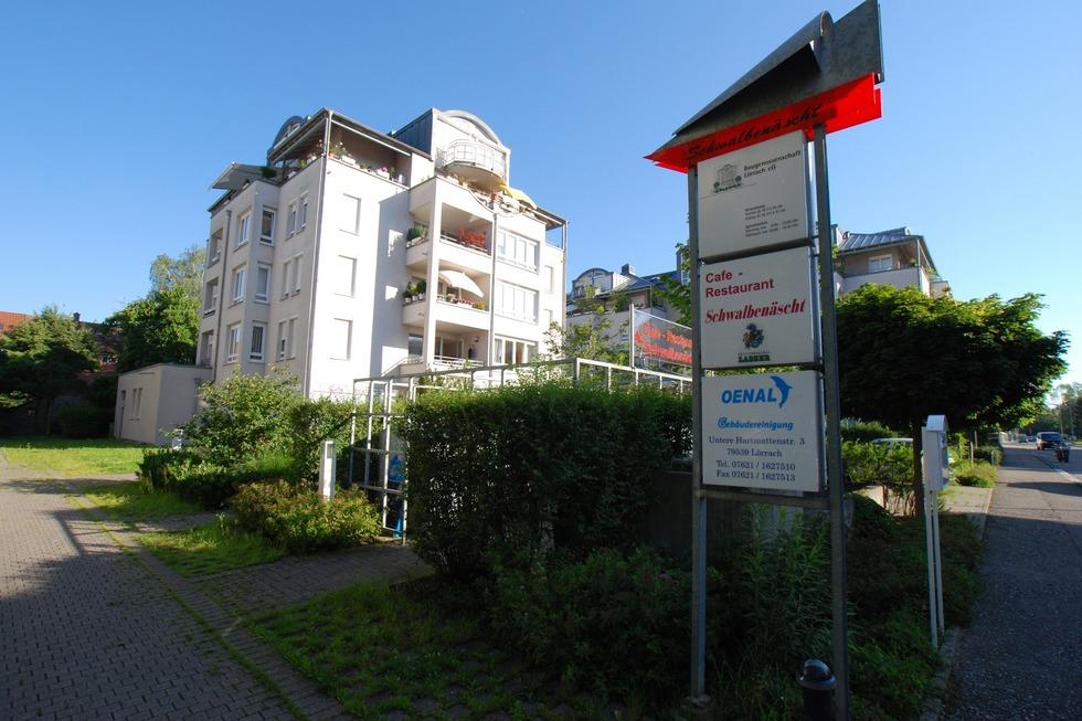 Café-Restaurant Schwalbenäscht - Lörrach