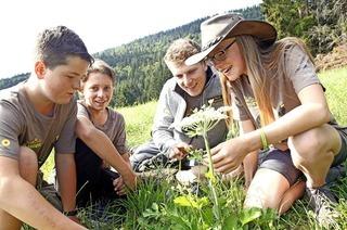 Biosphären-Infobus ist im Landkreis Lörrach unterwegs