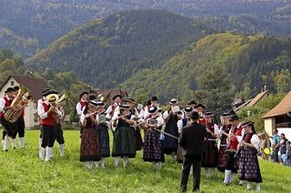 Trachten, Tiere, Tänze, Traditionen: Alemannische Woche in Oberried