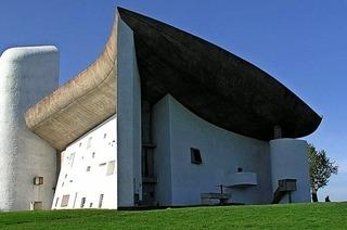 Weltkulturerbe von Le Corbusier