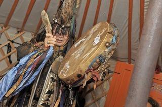 Mongoleifest mit Gesang, Märchen und Vorträgen