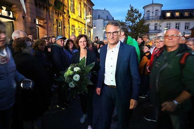 Markus Ibert wird neuer Lahrer Oberbürgermeister