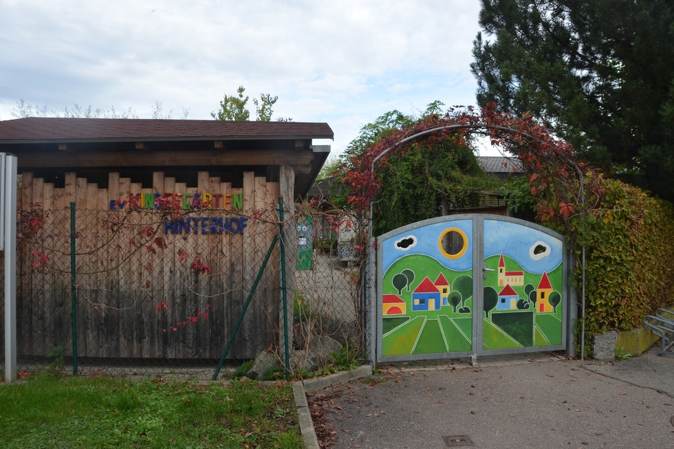 Evangelischer Kindergarten Hinterhöf - Ihringen