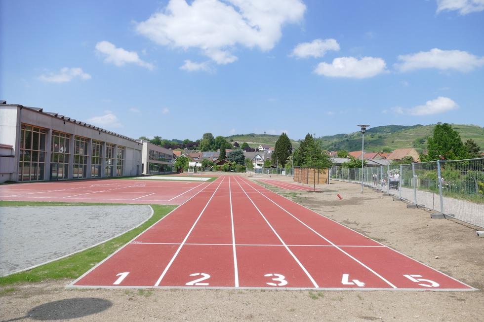 Schulsportanlage Kaiserstuhlhalle - Ihringen
