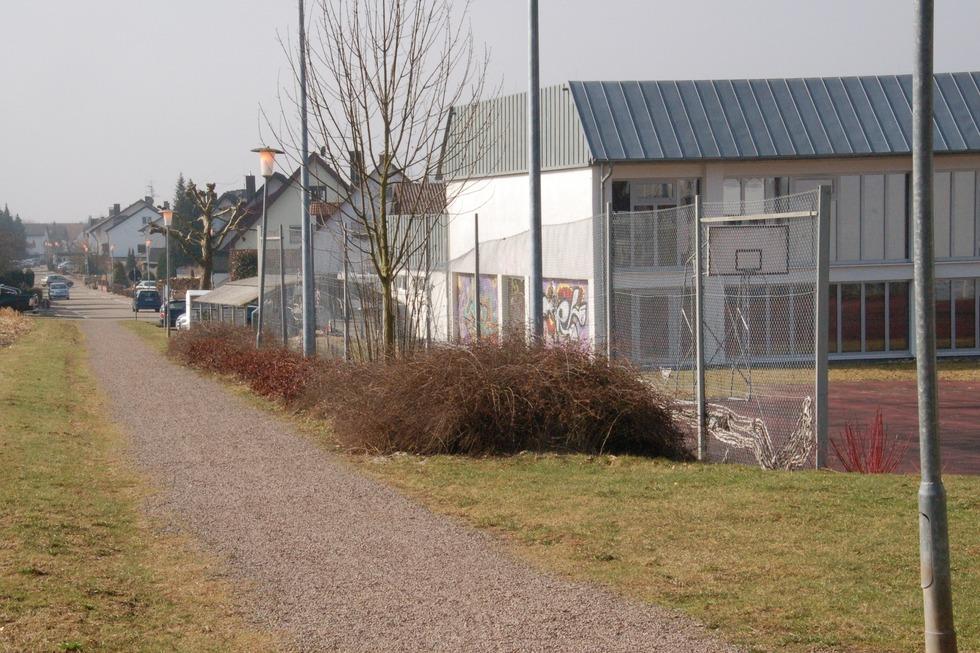 Schulsporthalle - Sexau