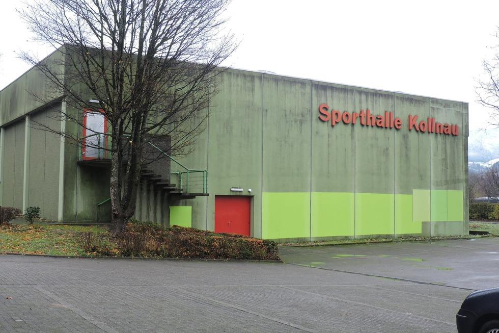 Sporthalle Kollnau (Grüne Halle) - Waldkirch