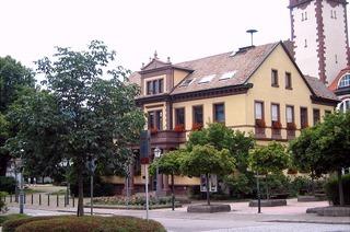 Rathausplatz Kollnau
