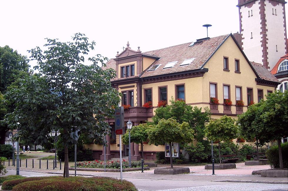 Rathausplatz Kollnau - Waldkirch