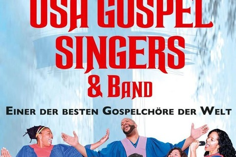 The Original USA Gospel Singers & Band - Stuttgart - 15.12.2020 20:00