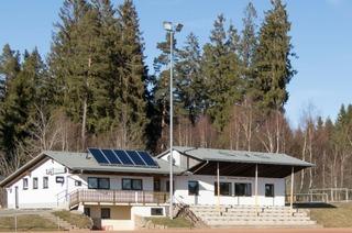 Clubheim SV Grafenhausen