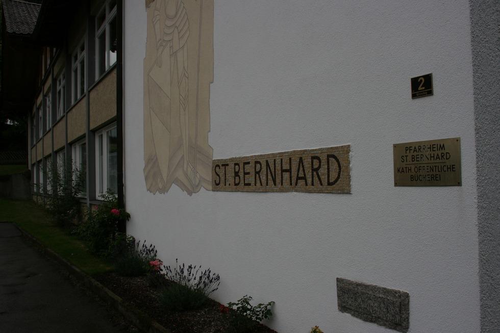 Pfarrheim St. Bernhard - Grafenhausen