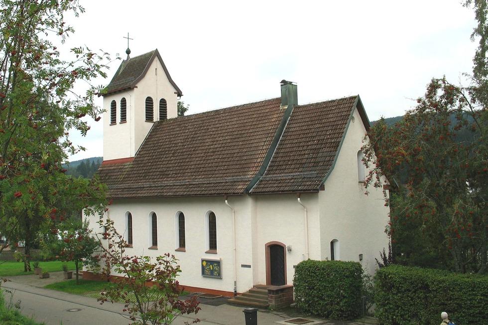 Evangelische Christuskirche - Lenzkirch