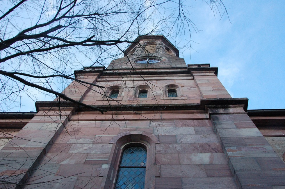 Christuskirche - Zell im Wiesental