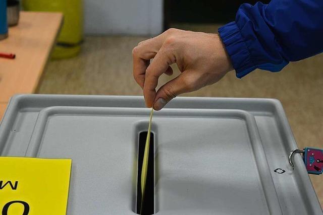 Buchenbach wählt am 2. Februar 2020 einen neuen Bürgermeister