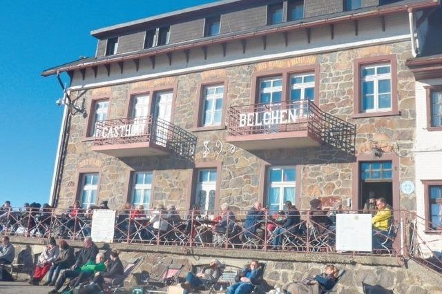 Gasthaus Belchenhaus (Schönenberg)
