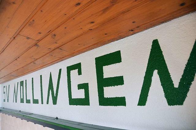 Sportgaststätte und Sportheim SV Nollingen