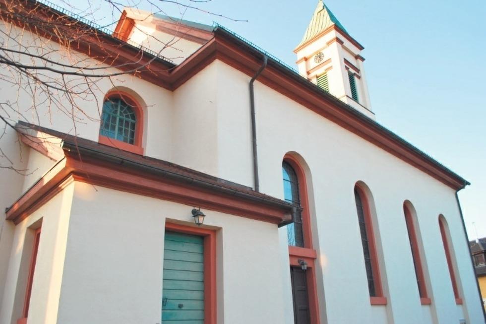 Kirche St. Gangolf (Schelingen) - Vogtsburg