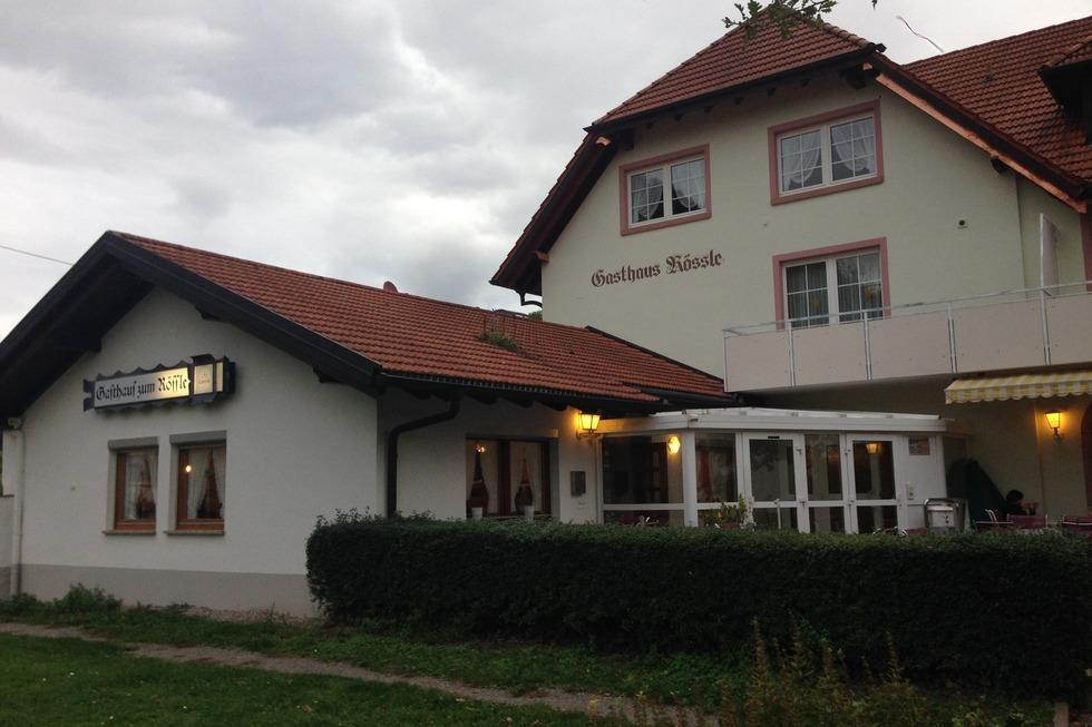 Gasthaus Rössle (Altvogtsburg) - Vogtsburg