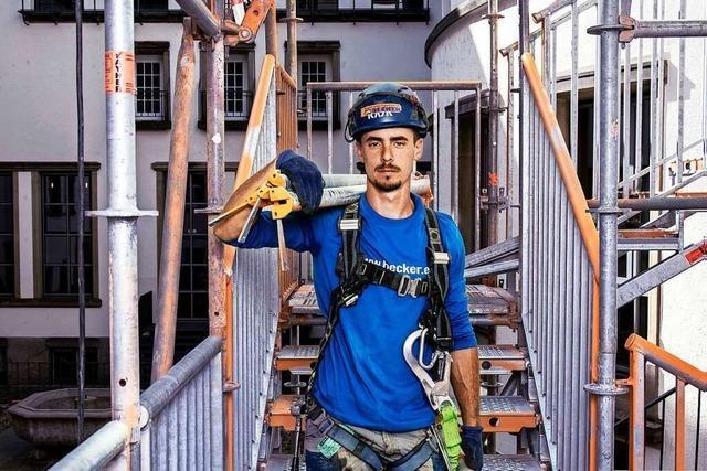 Auf dem Bau, am Fließband, in der Pflege: Tipps für Schwerstarbeiter