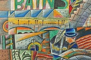 Die Städtische Galerie Bietigheim-Bissingen zeigt Malerei und Grafik von Otto Nebel