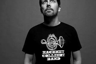 Dom Servini und Rainer Trüby legen bei Root Down im Freiburger Jazzhaus auf