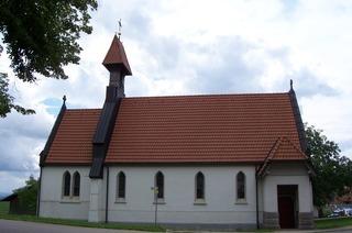 Kapelle Fridolin von Säckingen (Rotzingen)