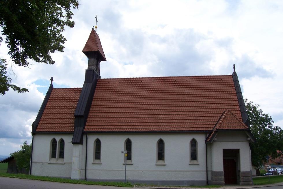 Kapelle Fridolin von Säckingen (Rotzingen) - Görwihl