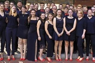 Galakonzert von Südbaden Winds, dem Jugendblasorchester des Alemannischen Musikverbands in Binzen