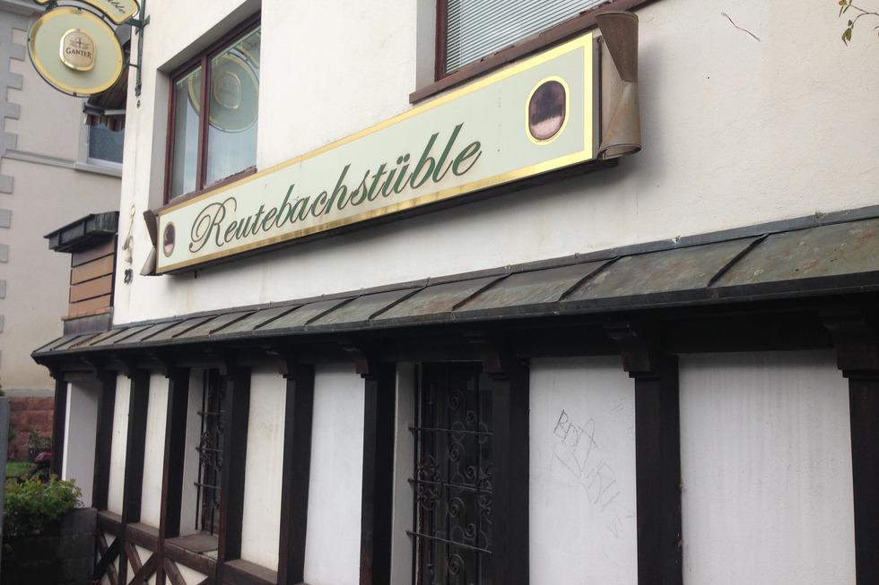 Reutebachstüble (Zähringen) - Freiburg