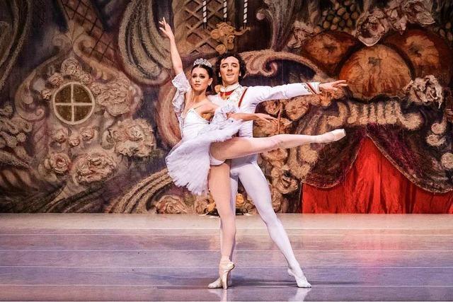 Faszinierende Tanzwelten: