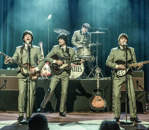 The Cavern Beatles - Sommer Open Air 2020 - Live from Liverpool! - Olbernhau - 22.08.2020 20:00