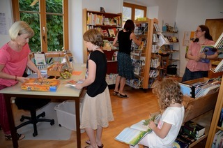 Bücherei Jechtingen