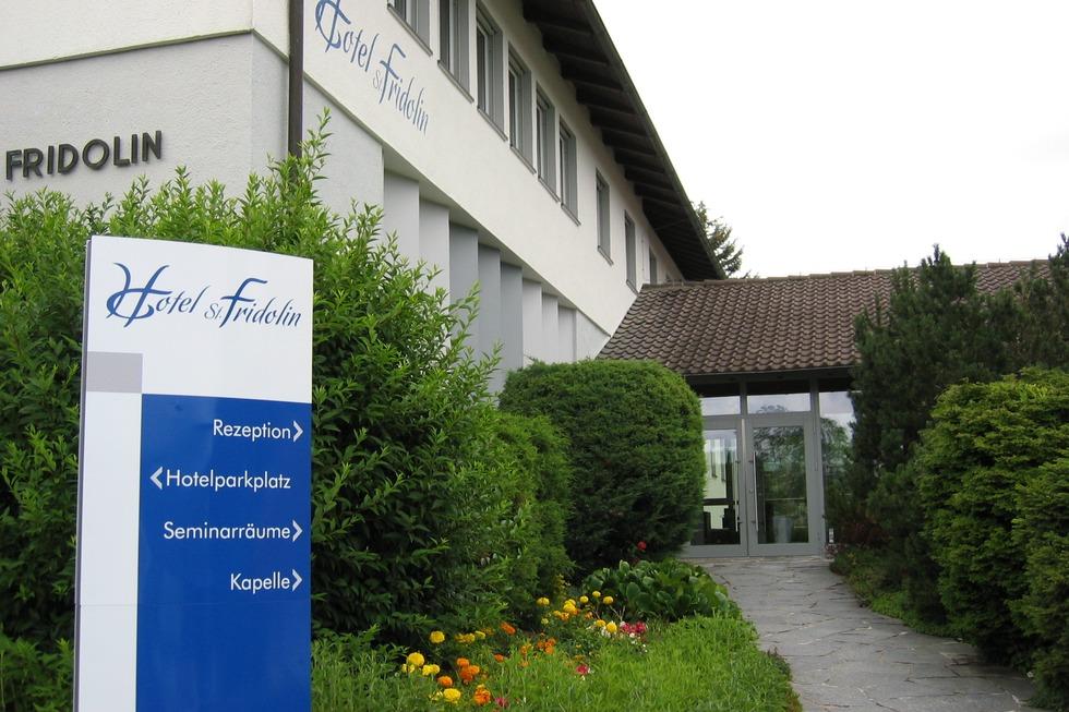 Hotel St. Fridolin - Bad Säckingen