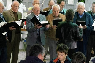 Schopf des Männergesangvereins (Münchweier)