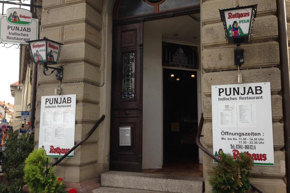 Punjab Indisches Restaurant - Emmendingen