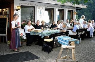 Berggasthotel Sonnhalde (Bürchau)