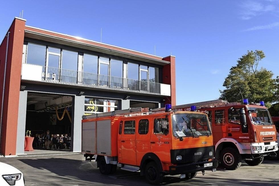 Freiwillige Feuerwehr St. Georgen - Freiburg