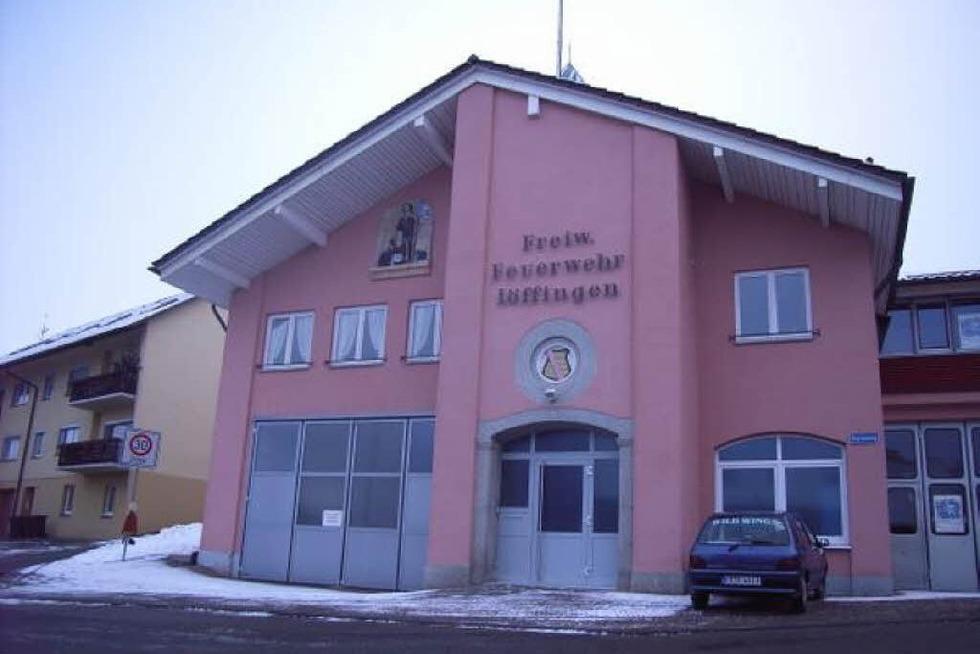 Feuerwehrgerätehaus - Löffingen