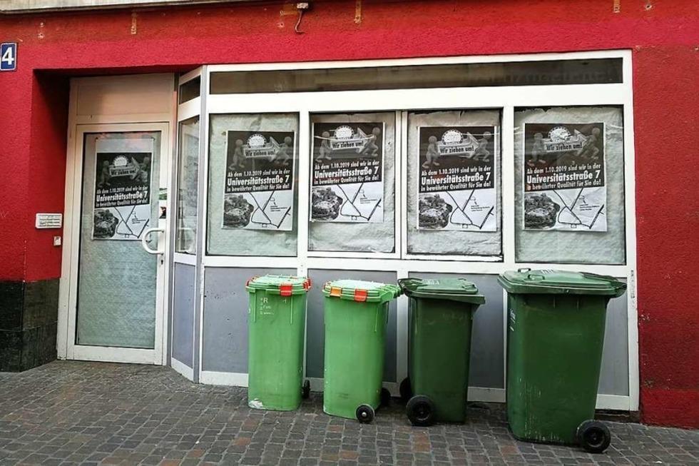 Uni-Kebap-Haus (geschlossen) - Freiburg