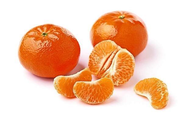 Wer viel Clementinen isst, nimmt genügend Vitamin C zu sich