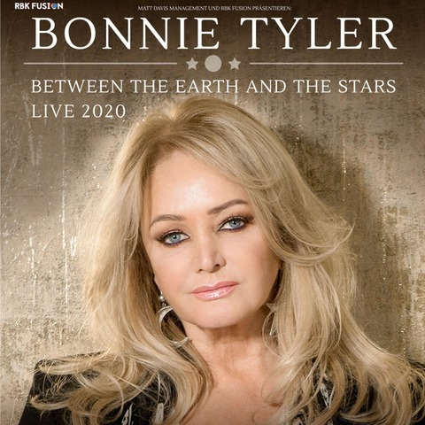 BONNIE TYLER - BETWEEN THE EARTH & THE STARS Live 2020 - Oranienburg - 06.09.2020 18:00