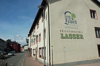 Gasthaus zum Löwen (Grenzach, geschlossen)