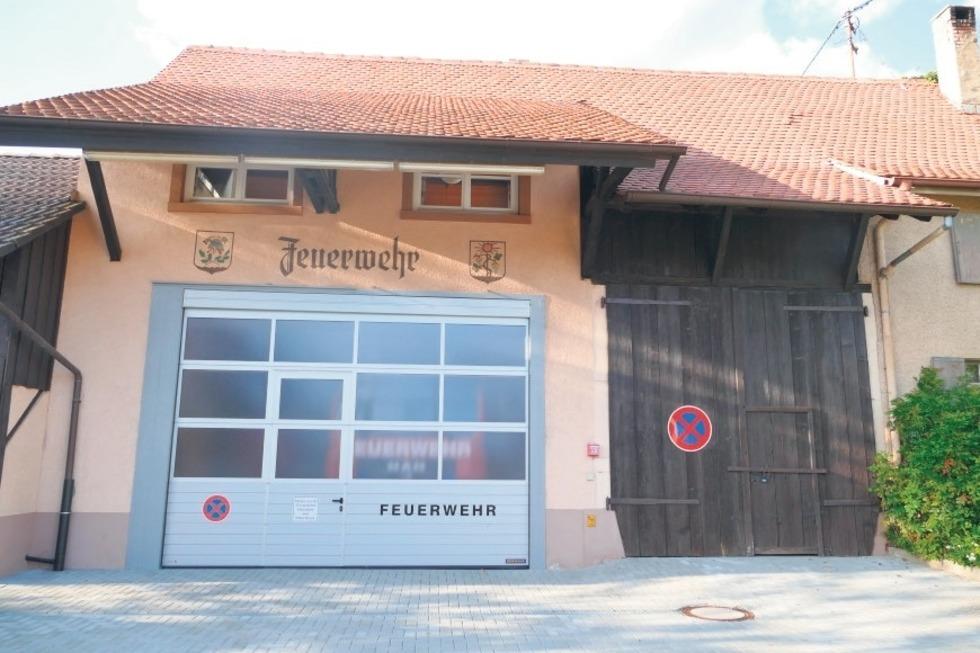 Feuerwehrhaus Wintersweiler - Efringen-Kirchen