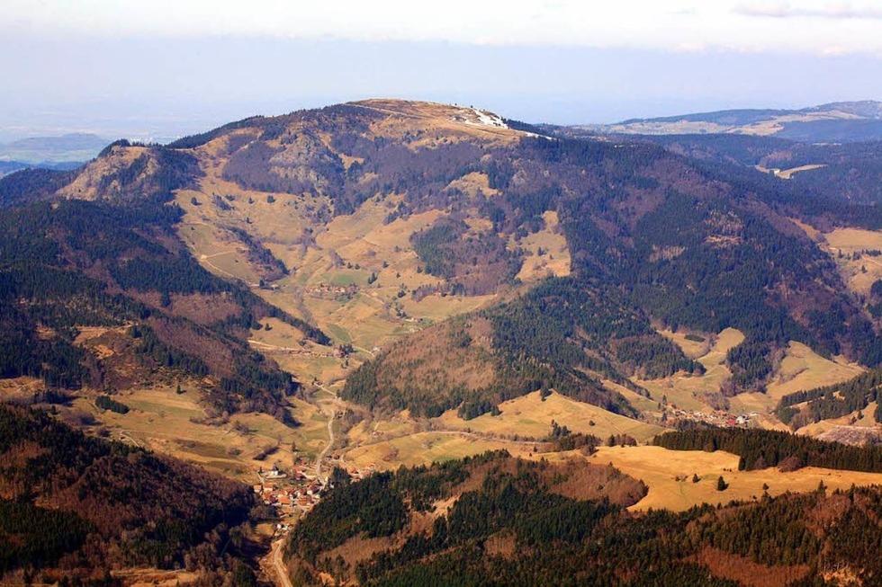 Ortsteil Neuenweg - Kleines Wiesental