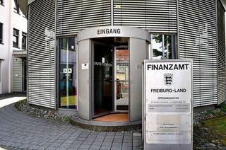 Finanzamt Freiburg-Land