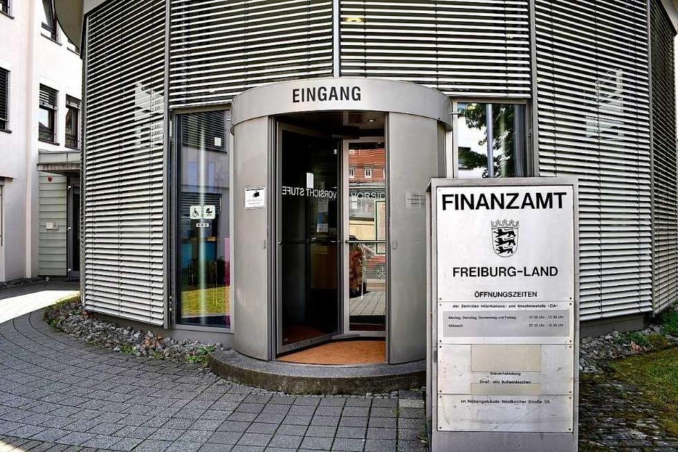 Finanzamt Freiburg-Land - Freiburg