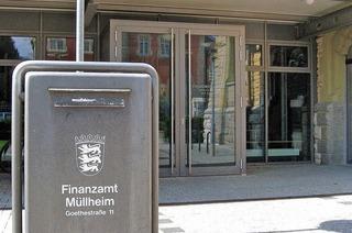 Finanzamt Müllheim