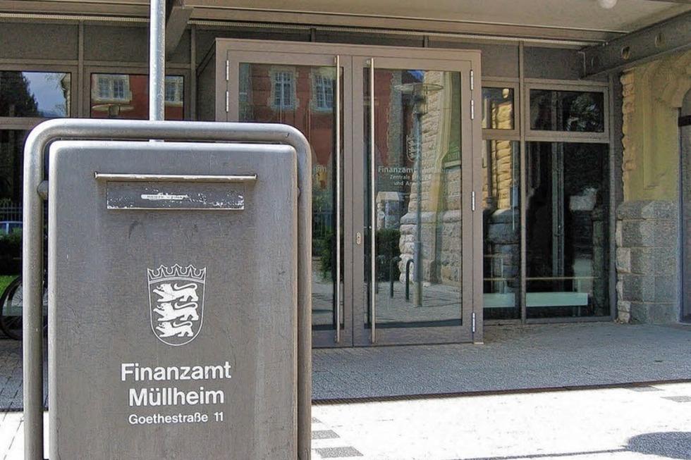 Finanzamt Müllheim - Müllheim