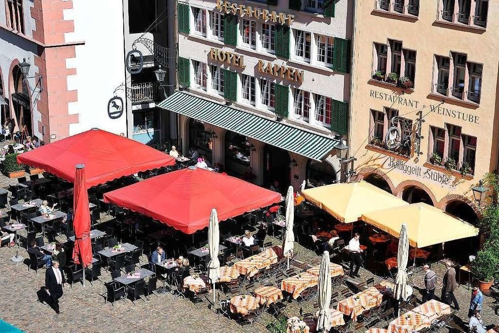 Hotel Rappen - Freiburg